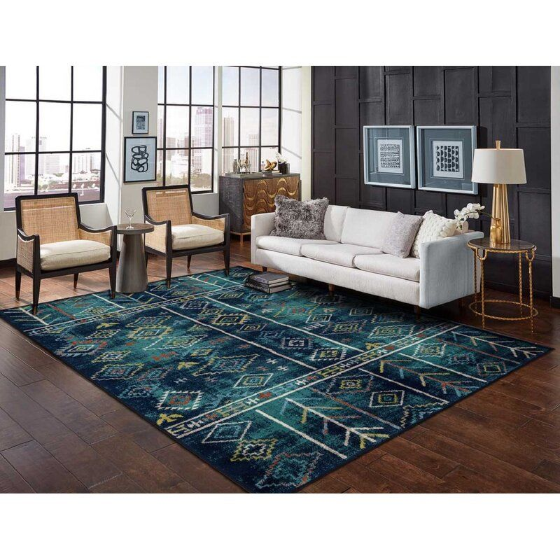 Florin Abstract Wool Green Black Indoor Outdoor Area Rug Rugs In Living Room Modern Area Rugs Modern Area Rugs 8x10