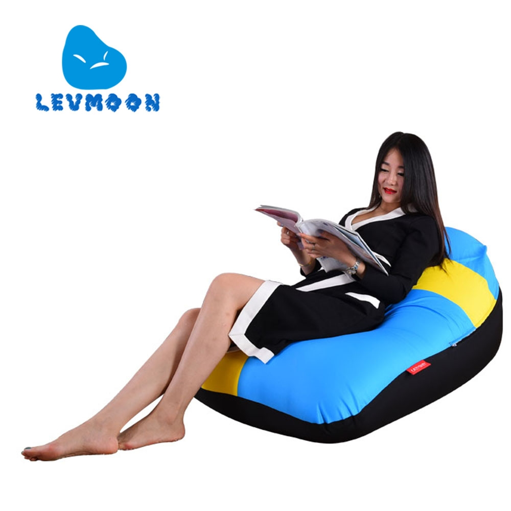 Cheap Bean Bag Buy Quality Beanbag Sofa Directly From China Bed Suppliers LEVMOON Chair Sweden Flag Seat Zac Cover