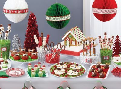 christmas party ideas christmas decoration ideas party city