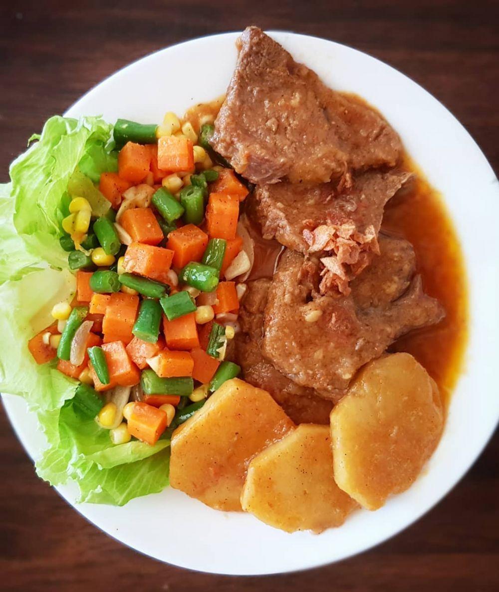 Resep Bistik Daging Berbagai Sumber Di 2020 Resep Resep Masakan Sehat Resep Masakan