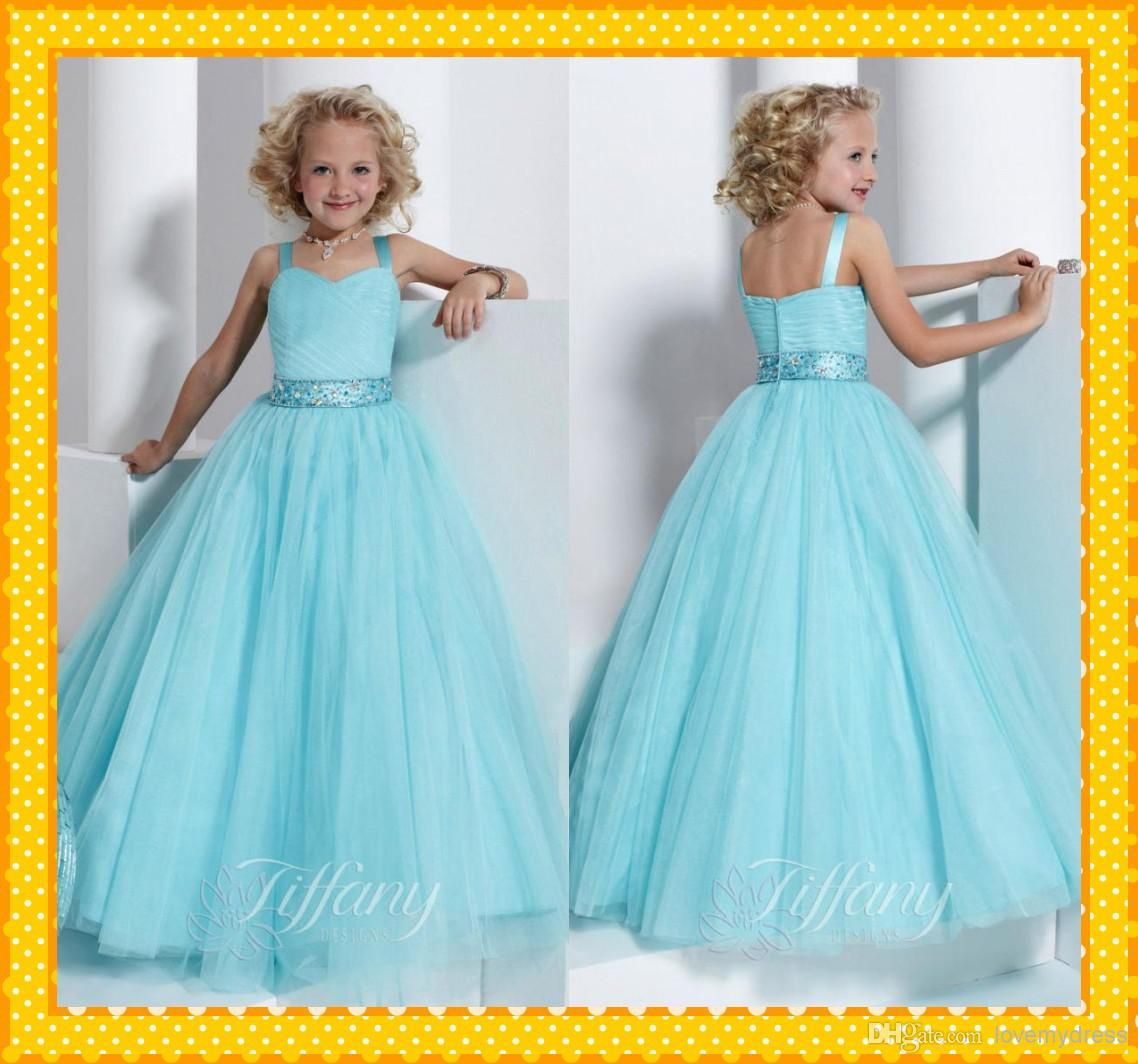 Wholesale Special Occasions Dress - Buy 2014 Custom Made Kids Ball ...
