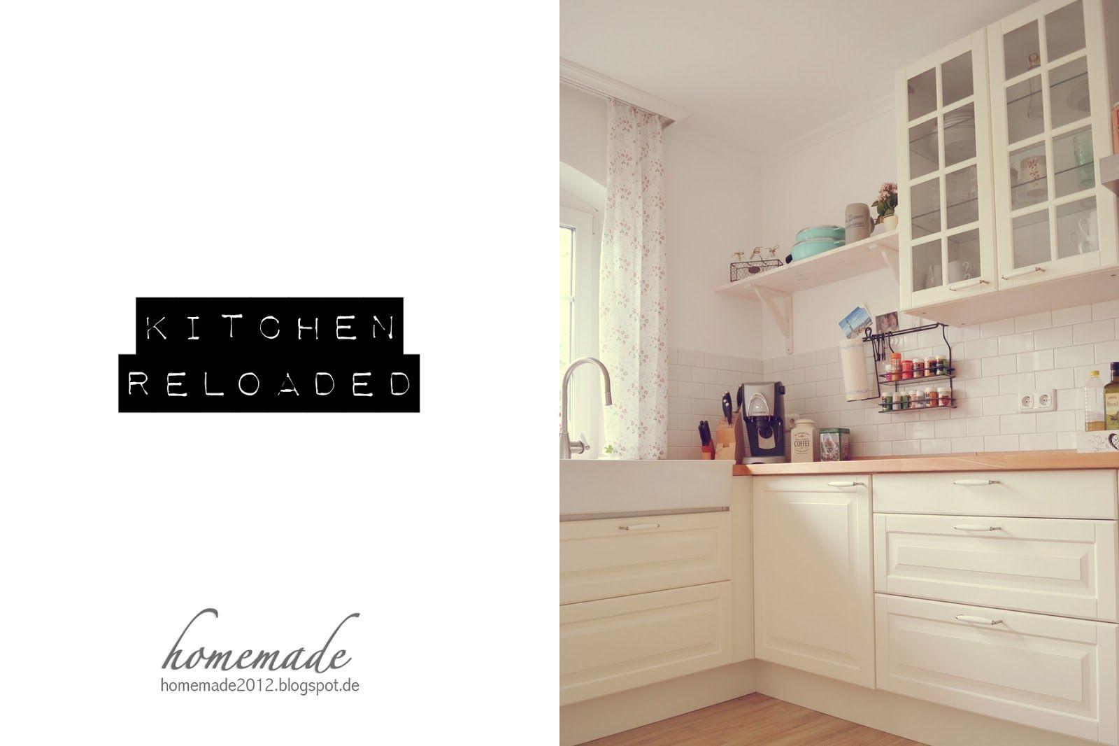 Ikea landhausküche weiß  landhausküche weiß - Google-Suche | küche :-) | Pinterest ...