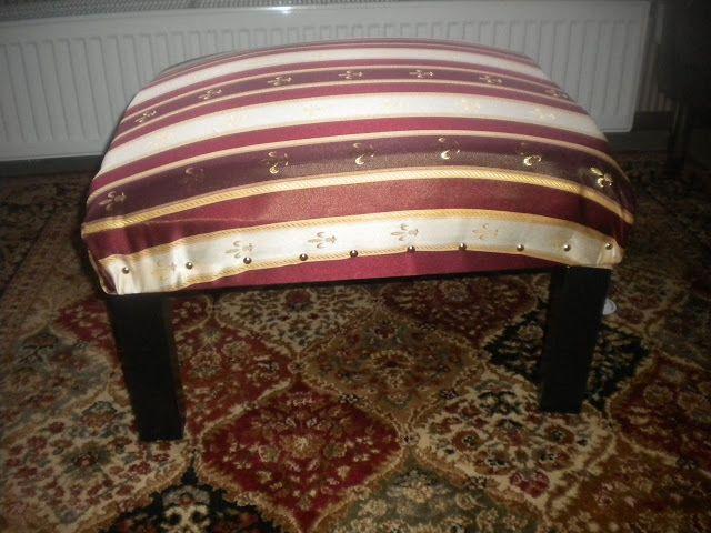 LACK Footrest/Ottoman - IKEA Hackers