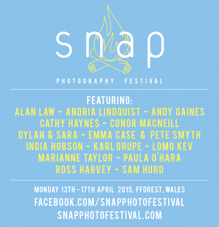 If you haven't seen this, you've probably been hiding under a rock.  A brand new UK photography festival for wedding photographers, taking place in April 2015. #snapphotfest  http://www.snapphotofestival.com/