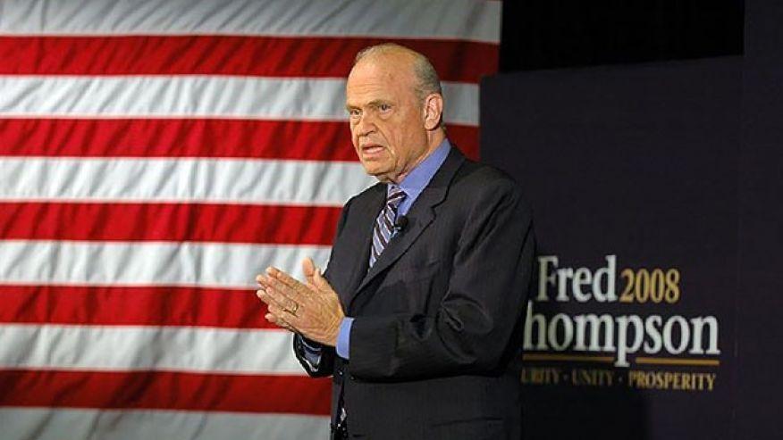 Former Senator Fred Thompson Dies at 73 | Truth Revolt