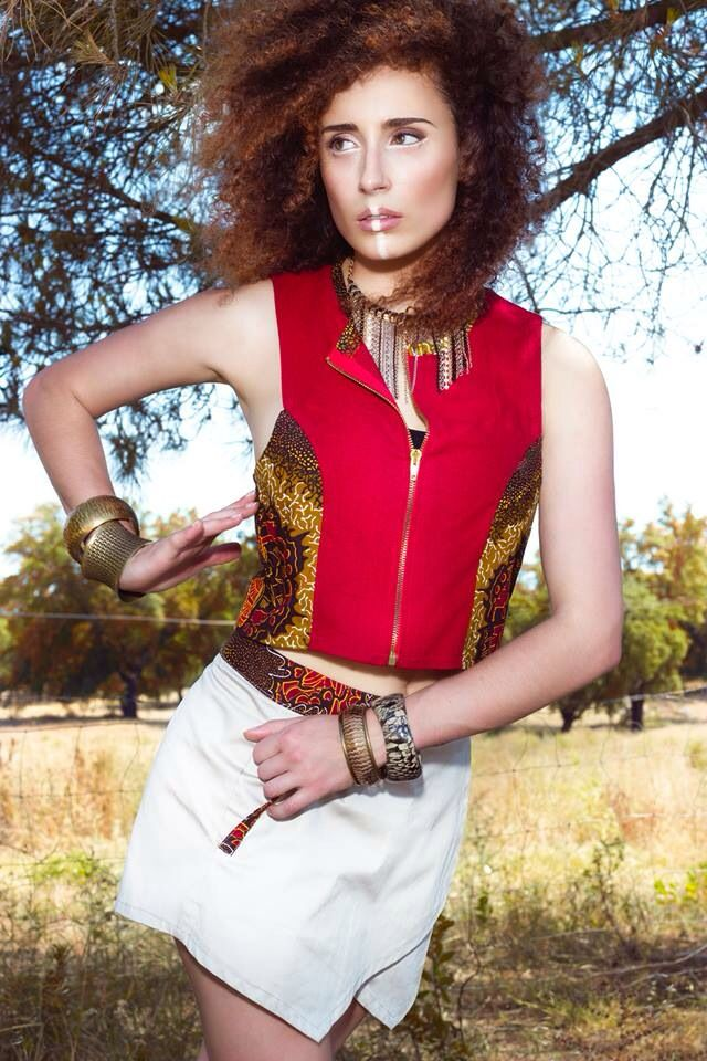 African fashion // African tissu