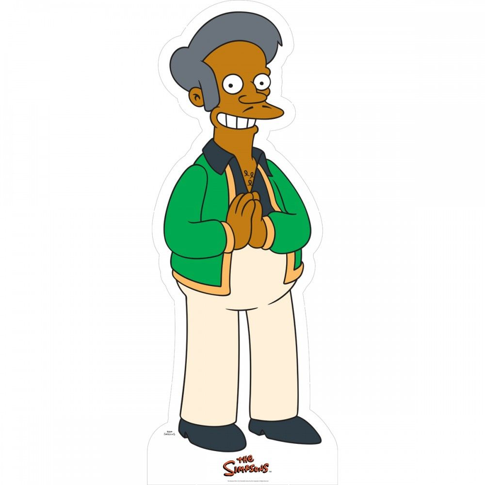 The Simpsons Apu Cardboard Stand Up Super Simpsons Interiors Inside Ideas Interiors design about Everything [magnanprojects.com]