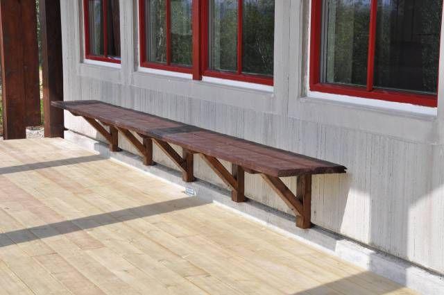 Fantastisk bygga platsbyggd sittbänk - Sök på Google | möbler | Bänkar, Soffa FN-37