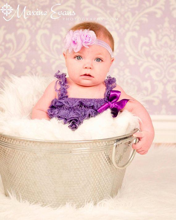 My Purple Damask Fabric Backdrop and White Mongolian Fur @Jodi Owens Lamers
