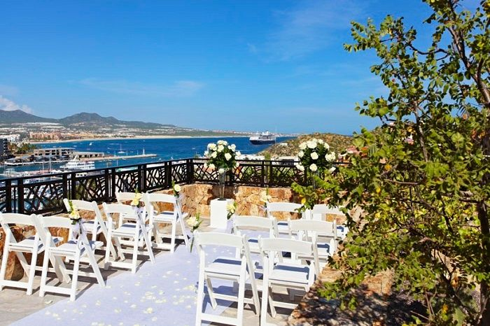 Wedding Venues With A View In Mexico Destinationwedding