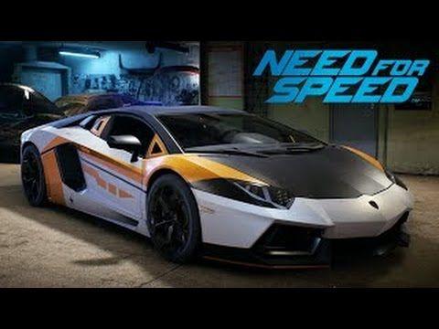 Need For Speed 2015 | Lamborghini Huracan LP610-4 Car