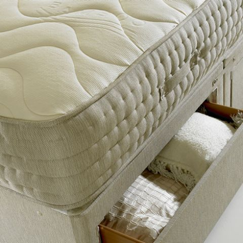 Best Bedmaster Bamboo Pocket Divan Bed Next Day Select Day 400 x 300