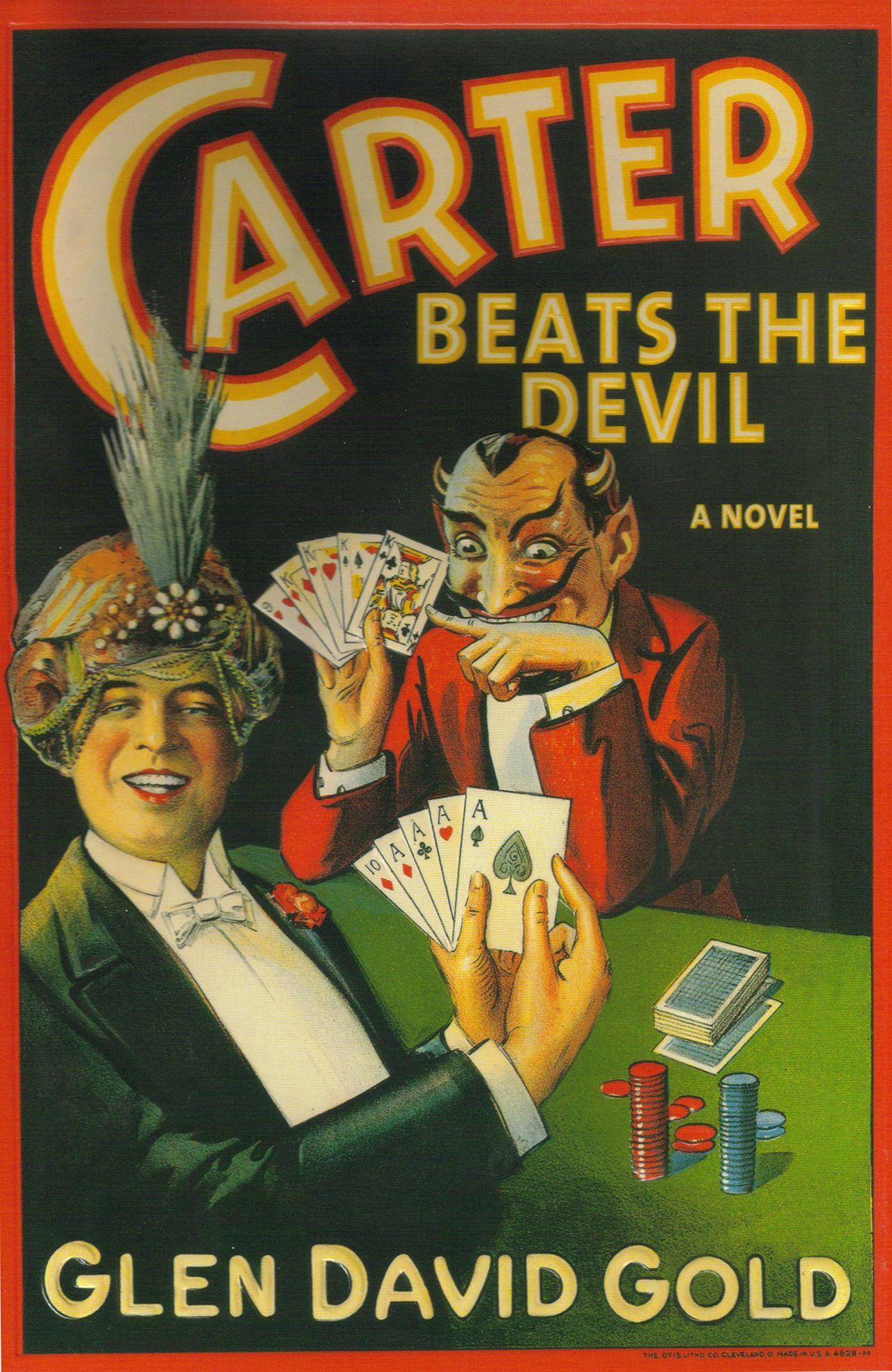 Carter Beats the Devil Cocktail Recipe | The Savory - Mezcal