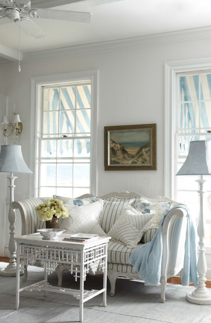Ralph Lauren Home captures the relaxed romance of a turn-of-the ...