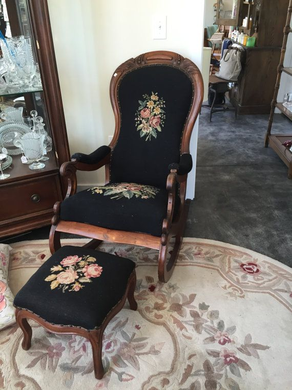 This Victorian turn of the century bentwood mahogany