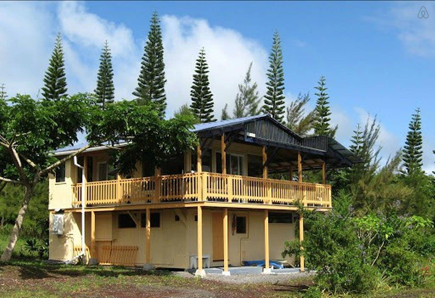 Mango House near Pahoa - vacation rental in Pähoa, Hawaii. View more: #PhoaHawaiiVacationRentals