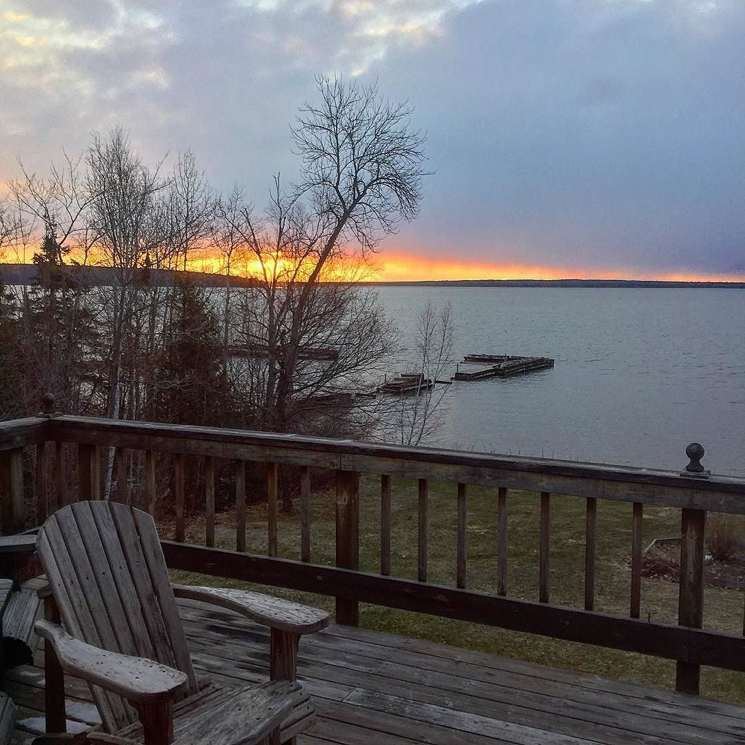 monday morning sunrise bayfield wisconsin wisconsin vacation rh in pinterest com
