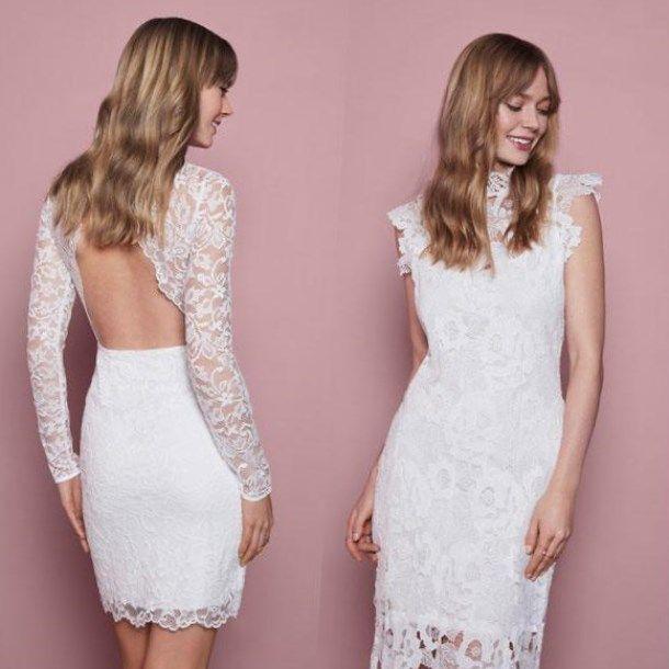 Hochzeitsmode damen standesamt - Modetrends 2020 - Die Top ...