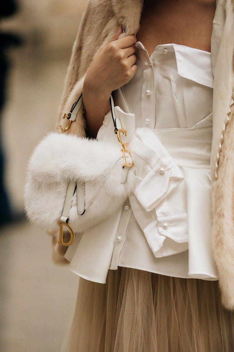Haute Couture im Januar 2019: Der Stil der Besucher