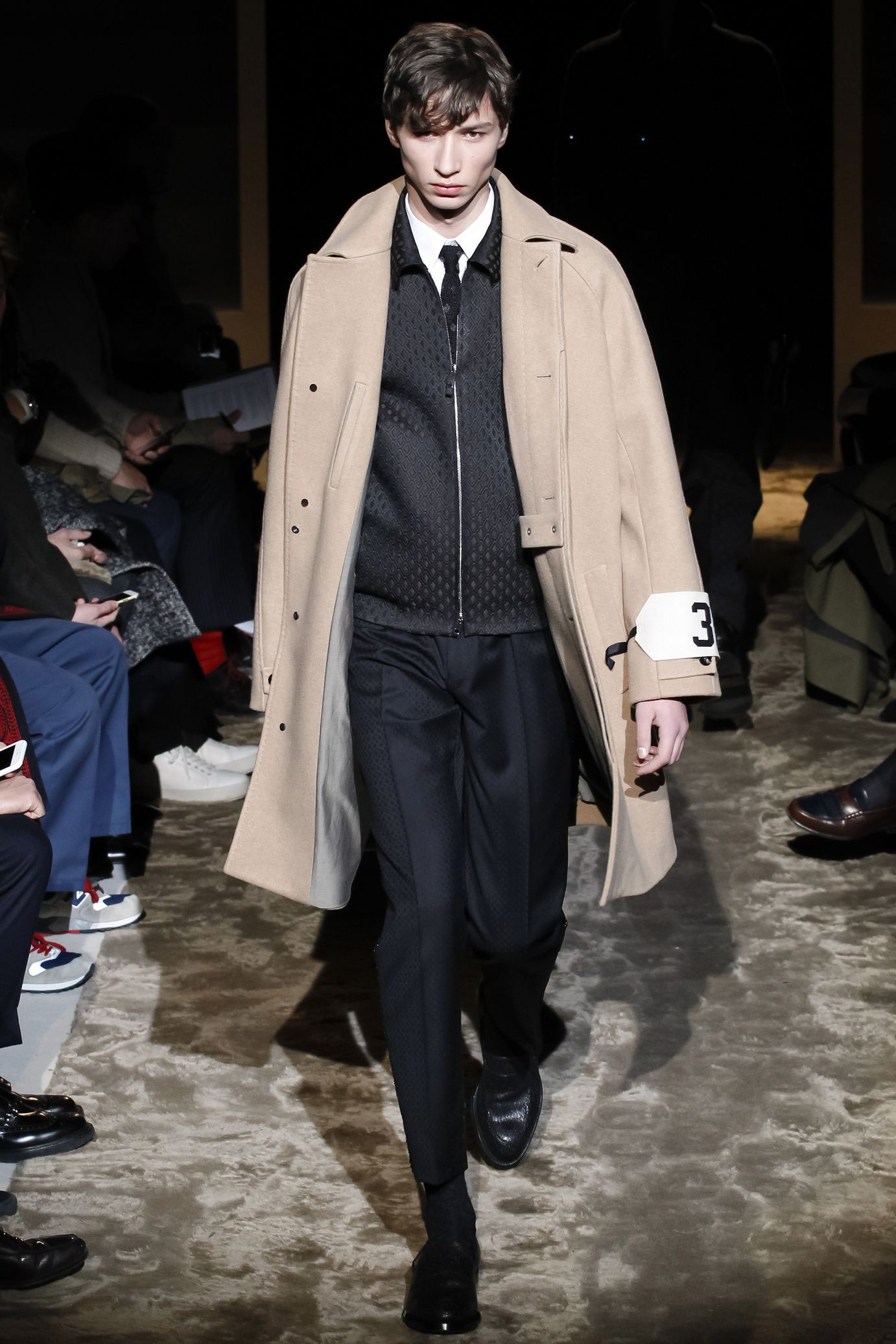 Ermenegildo Zegna  menswear fall winter 2016-2017 ef153a2d459a