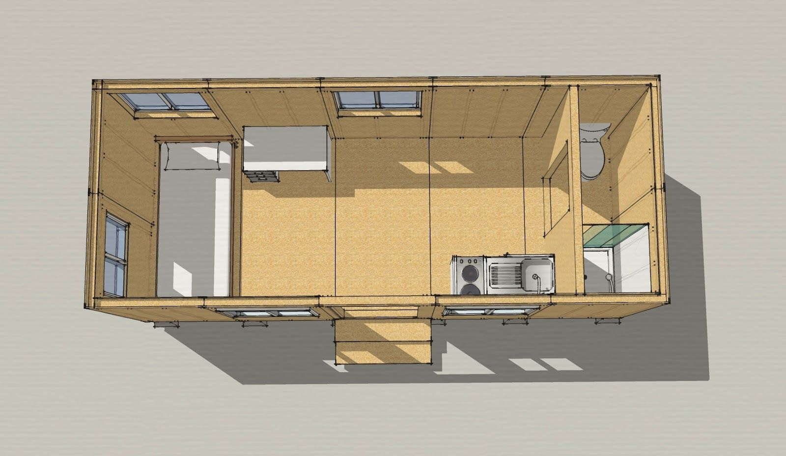 Tent City Urbanism: Navigating Minimum Square Footage Requirements For Tiny  Houses WITHOUT A Trailer U2014