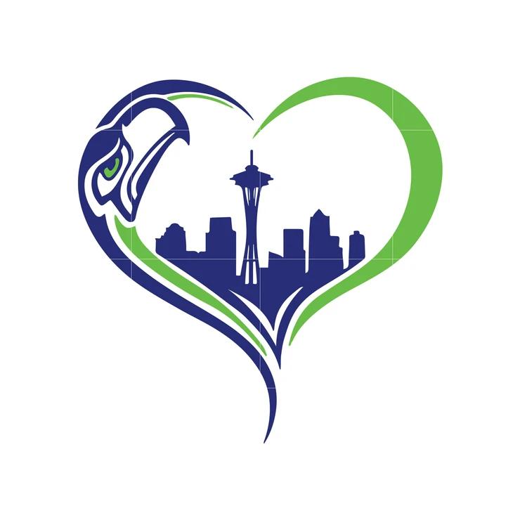 Seahawks logo svg, seattle seahawks svg, seahawks svg for cut