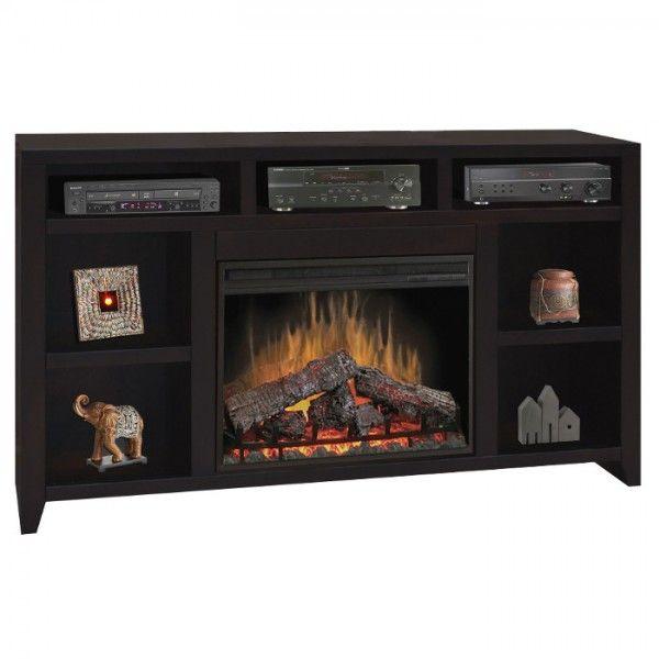 Legends Urban Loft Console With Fireplace Ul5101moc Urban