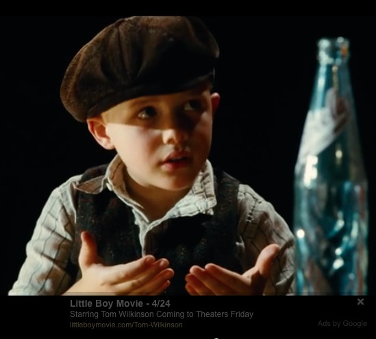 Little Boy: Believe the Impossible  An interaction with issues raised by a Roman Catholic Film