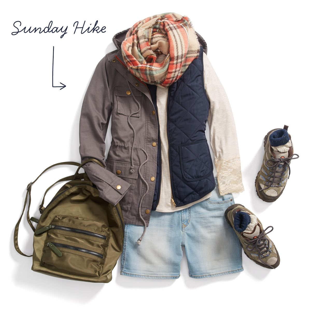 Hiking Wear Date A To On What