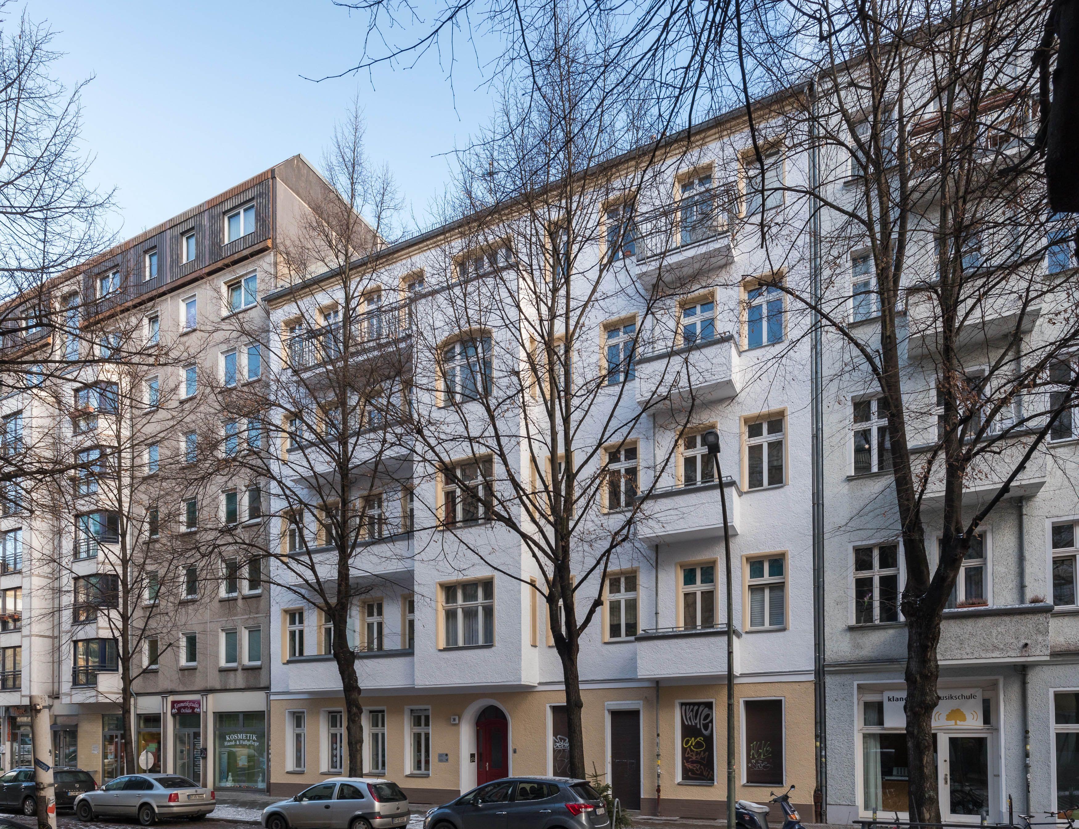 Eigentumswohnung Berlin Friedrichshain, Finowstraße 38