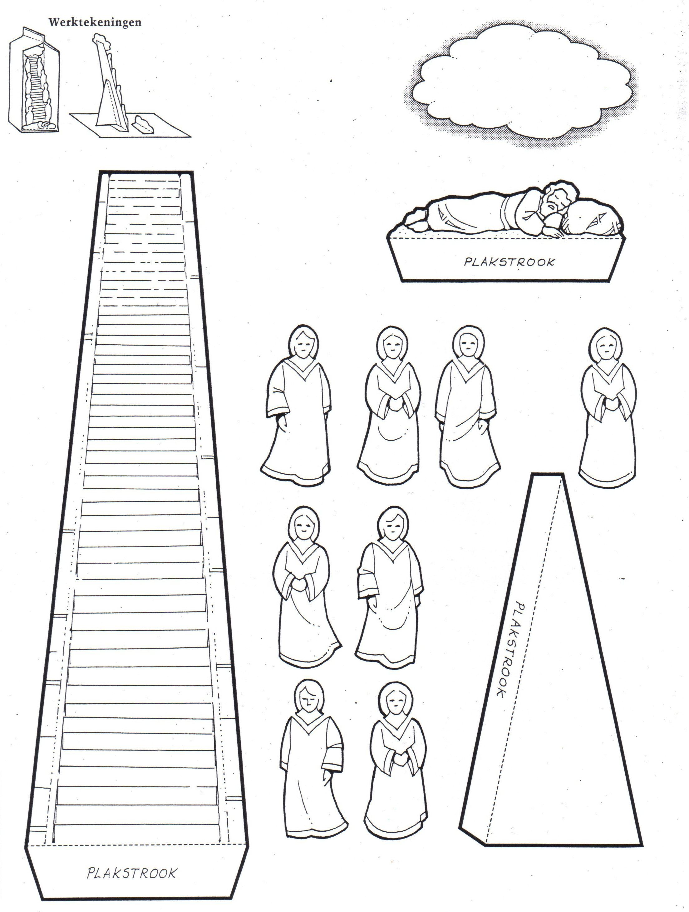 Craft Of Stairway To Heaven Sunday School Classroom Sunday