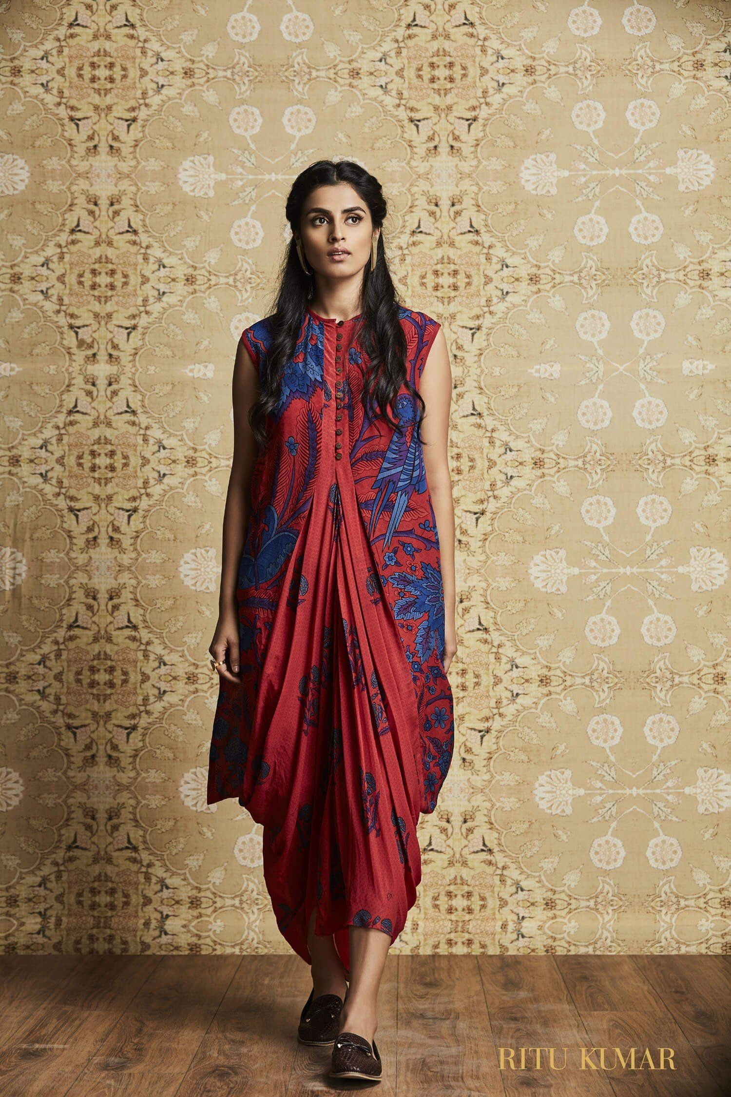 f617dff97bf8 20 Indo-Western Fusion Outfit Ideas to Look Smashing This Festive ...