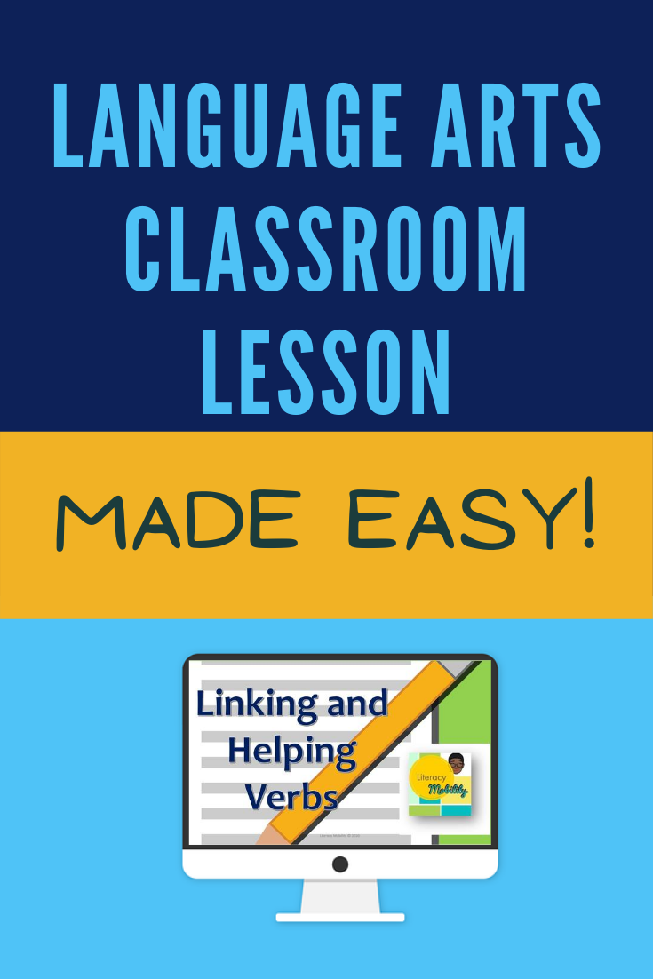 Linking And Helping Verbs Powerpoint Worksheet And Boom Cards Set Helping Verbs Verbs Powerpoint Verbs Lessons [ 1102 x 735 Pixel ]