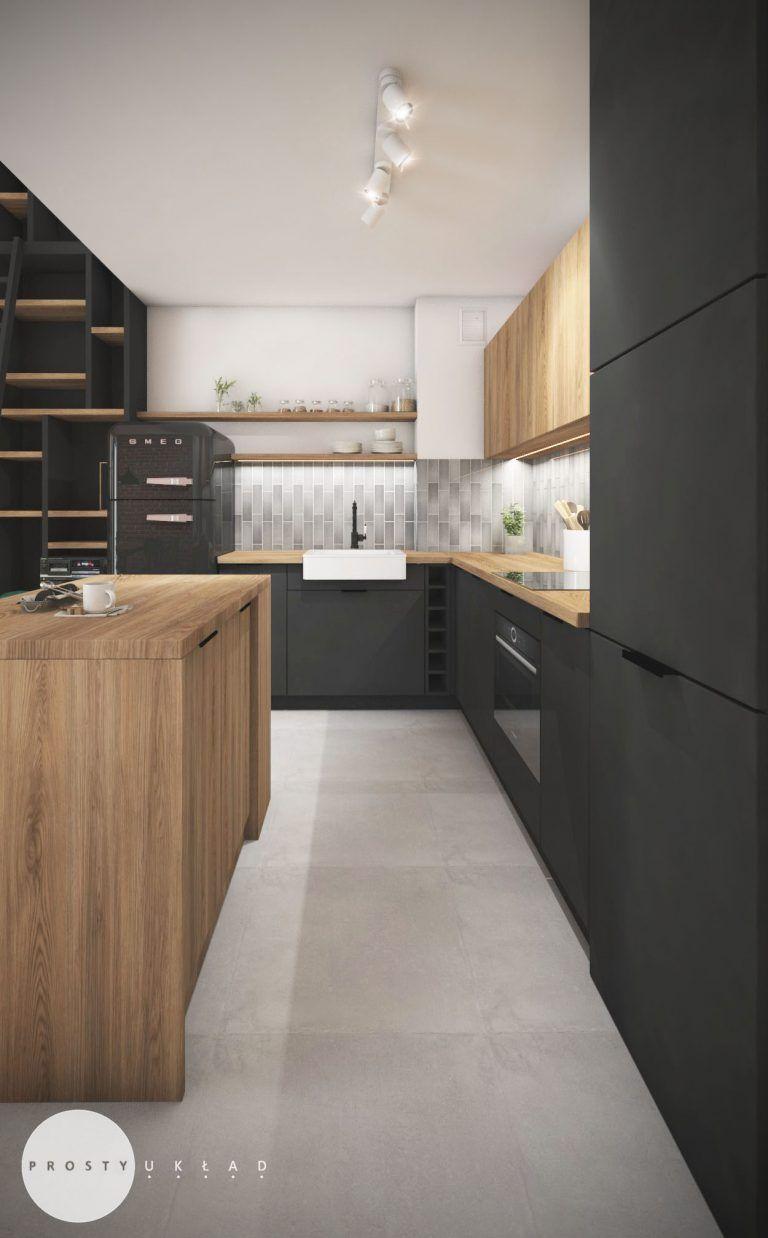 Dobry Uklad Projektowanie Wnetrz Krakow Home Decor Kitchen Kitchen Cabinets