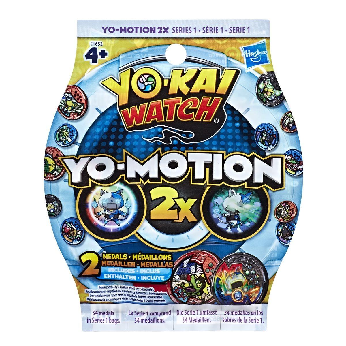 Yo Kai médailles Série 1