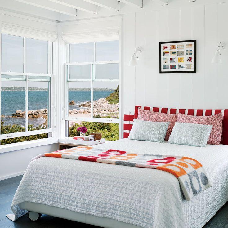 40 Beautiful Beachy Bedrooms 40 Beautiful Beachy