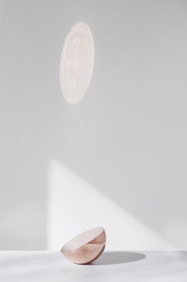 Aura: a sensible mirror by Bjørn van den Berg