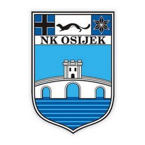 Nk Osijek Croatia Football Logo Osijek Soccer Team