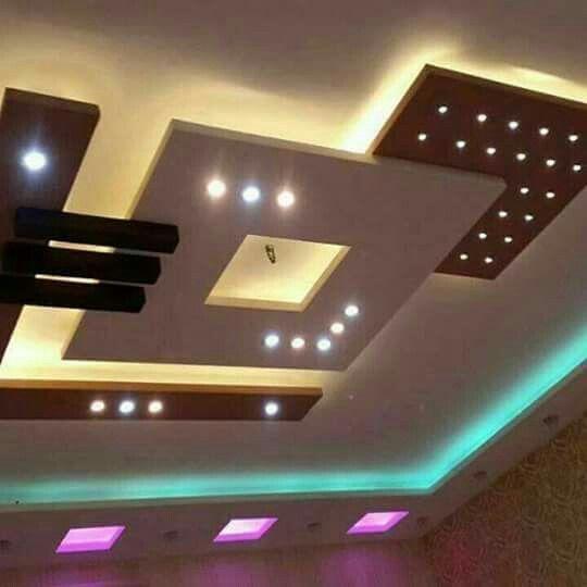 Living room false ceiling | Pop false ceiling design ...