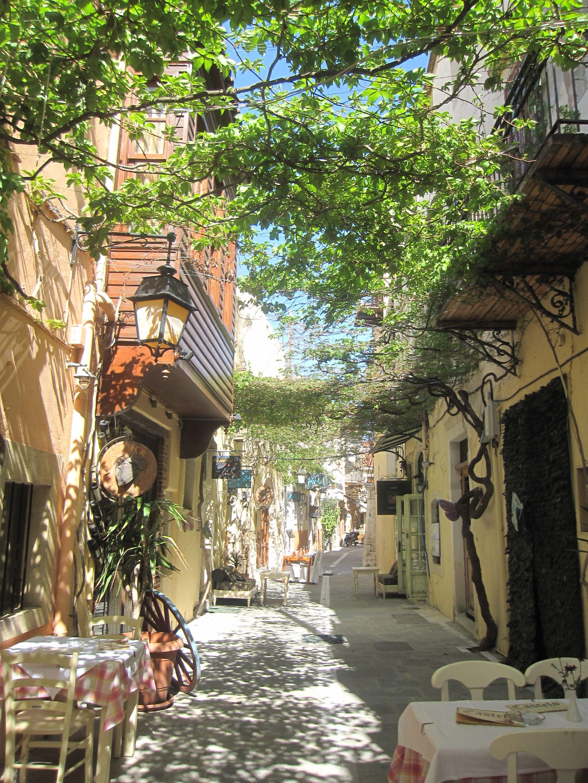 Rethymno Crete Creta Greece Rethymno Crete Crete