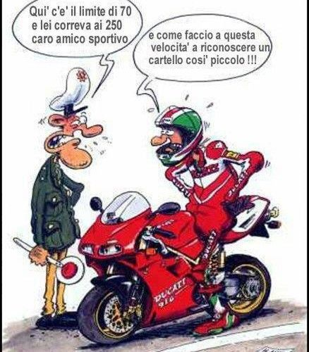 Vignetta Sarcastica Divertente 336 Cartoentjes Pinterest Ducati
