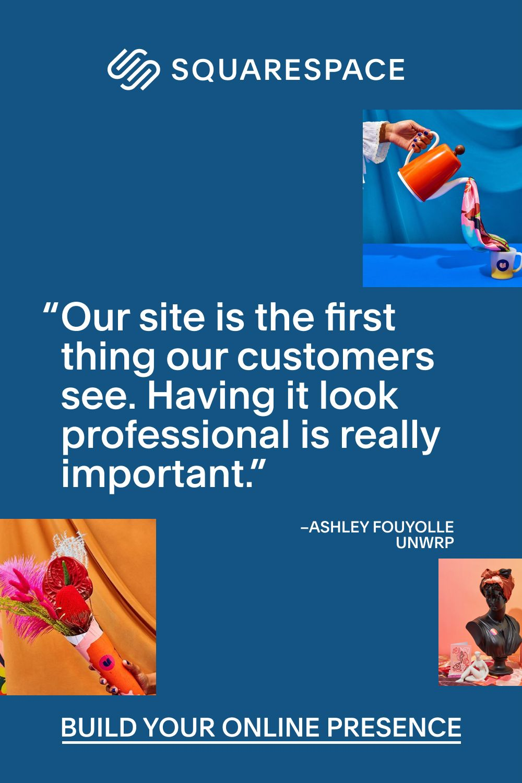 Create a professional site