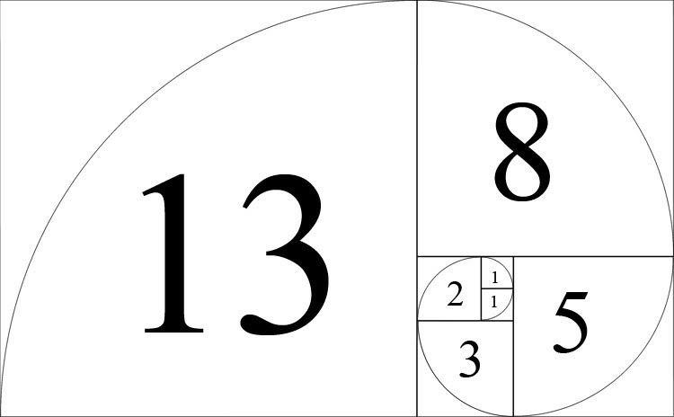 Resultado de imagen para number 13 fibonacci