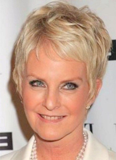 Faces Shape Hairstyles  Super Short Hairstyles For Oval Faces