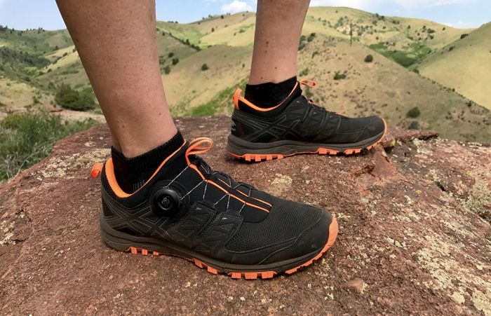 Turn A Dial, Tighten These Asics Trail Running Shoes | GearJunkie ...