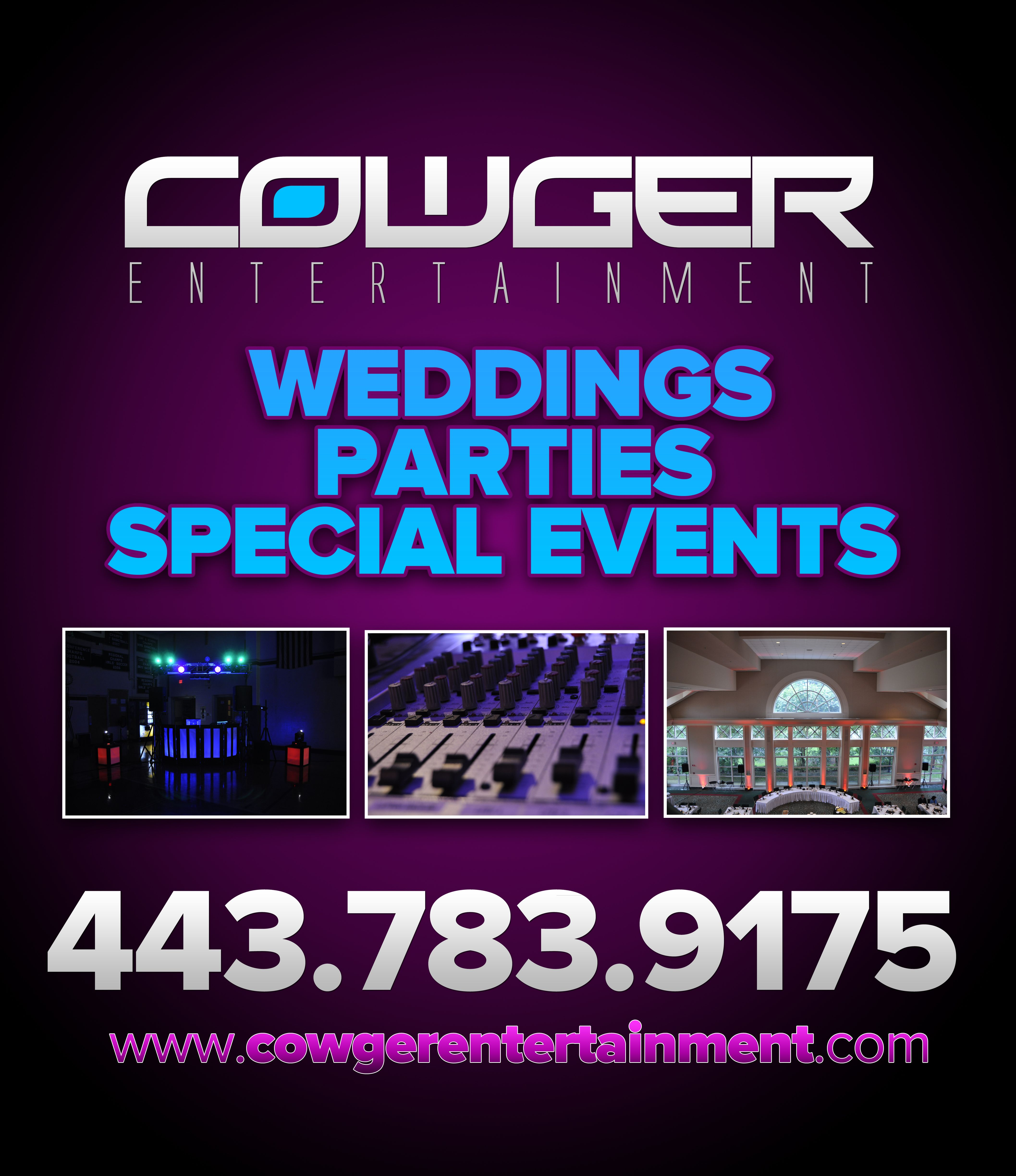 DJ MC Lighting Design Wedding UpLighting Wedding