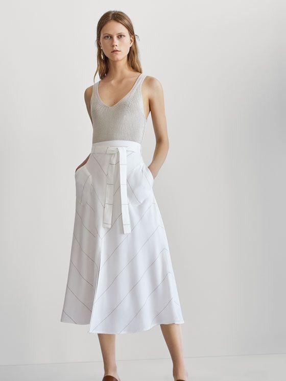 talla 7 precio loco fábrica Novedades en moda de mujer | Massimo Dutti Primavera Verano ...