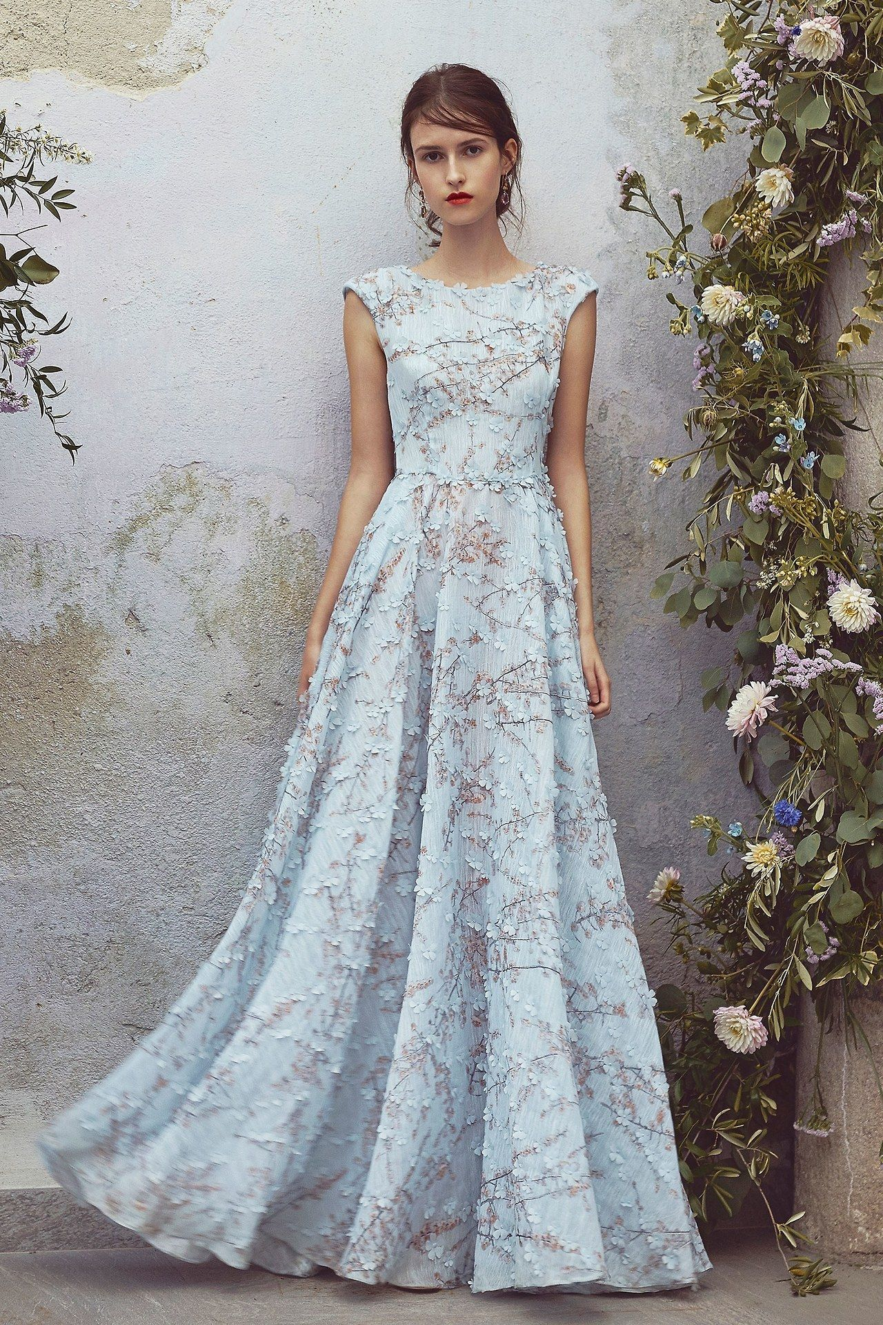 Luisa Beccaria Resort 2018 | My Style | Pinterest | Vestiditos ...