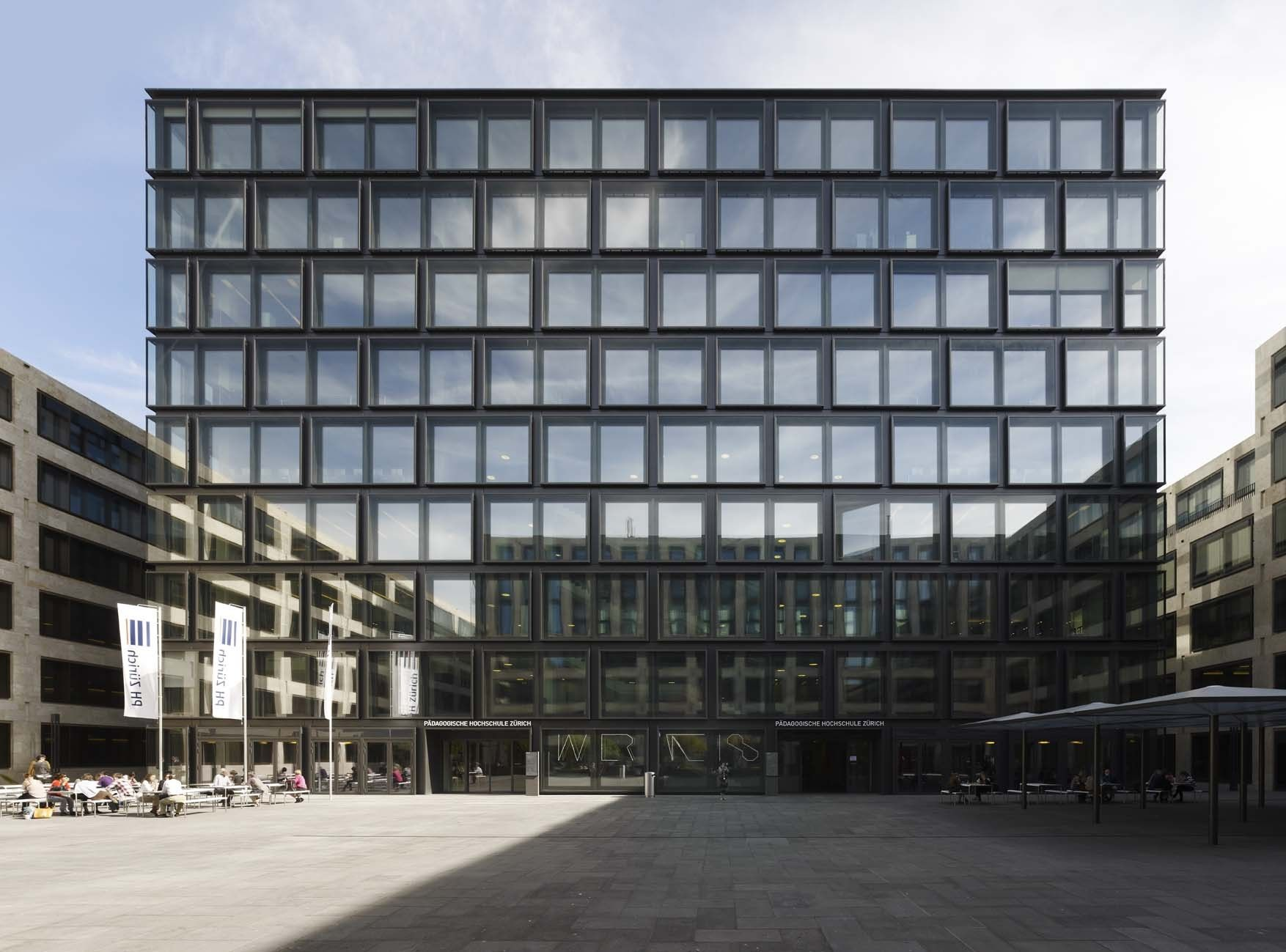 Gallery Of Europaallee Zurich Max Dudler Architekt 15