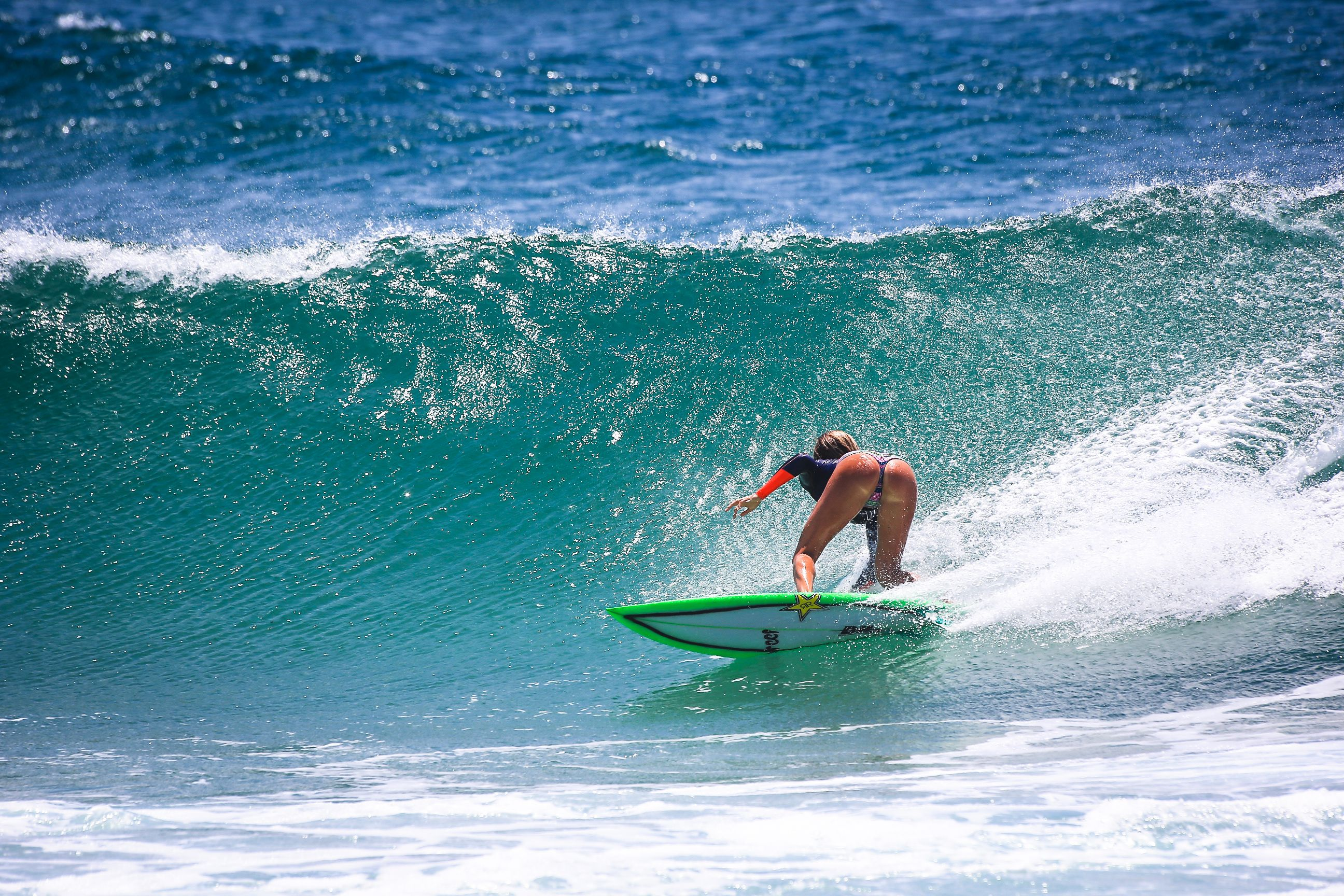 Alana Blanchard - Surf - Rockstar Energy Drink | Chicks & Rides ...